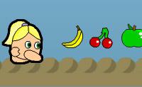 Crie o seu próprio Wiggi, recolha a fruta e apanhe a bandeira vermelha!