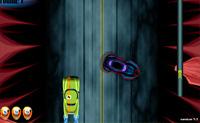 Corre as pistas, chega à meta antes que termine o tempo e tenta não danificar o teu carro batendo nos outros, ou terás de recomeçar. Podes contudo atirá-los para fora da estrada...