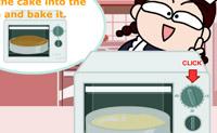 Misture os ingredientes certos, fa�a um bolo e depois decore-o.