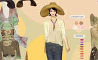 Quais são as criações dos estilistas que prefere?