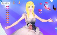 Ajude esta princesa a escolher o melhor vestido para ser a rainha do baile!