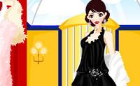 Ajude esta modelo a escolher as roupas que melhor combinam com ela!