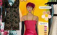 Ajude esta modelo a escolher as melhores roupas para o seu primeiro baile!