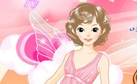 Dê um visual fantástico a esta bela princesa borboleta!