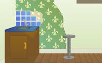 Passeie pelo quarto, interaja com os objectos que encontra e resolva o puzzle!