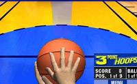 Vais jogar sozinho basquetebol na rua contra 6 outros jogadores. Tenta fazer um solo e chegar perto do cesto. Aí tens de atirar.
