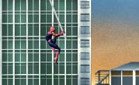 Ajude o Homem Aranha a salvar a Mary Jane a tempo, saltando pelos edif�cios.
