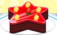 Decore o seu bolo do modo que mais gostar!