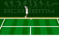 Este é um jogo de ténis divertido onde a tua capacidade de reacção é posta à prova. Por baixo da imagem vês que teclas tens de premir.