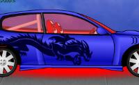 Escolha um carro e personalize-o, transformando-o ao seu gosto.