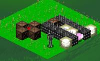 Empurre os blocos e tente juntá-los para avançar para o nível seguinte.