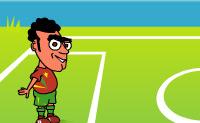 Este é um jogo de futebol de habilidade em que deves manter a bola alta durante quanto mais tempo possível. Para isso, fica por baixo da bola. Diverte-te!