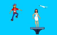 Visite o edifício mais alto do mundo e salte para a sua amada, que o espera.