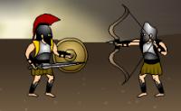 Joga com este herói Grego da Idade Antiga e bate os teus oponentes.