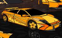Mude o seu Lamborghini do modo que mais gostar.