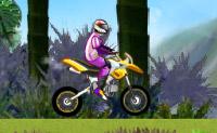 Conduza a sua mota, camião, motoquatro ou skateboard pelas colinas e obstáculos e termine todos os níveis sem cair.