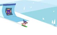 Jogo divertido de Snowboard onde o protagonista é Rufus, o simpático Hamster dos desenhos animados. Desça pela montanha, realize acrobacias e tenha cuidado com seus inimigos.