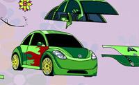 Transforme este Beetle a seu gosto.