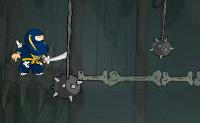 Um jogo de luta em que tens de ter atenção aos diferentes obstáculos. Queres ajudar Aitchu a ir o mais longe possível?