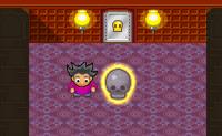 Guie o Hector ao longo dos puzzles da Biblioteca Laranja da Mansão Fantasma.