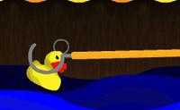 Clique na argola ou na cabeça dos patos para os apanhar e ganhar prémios!