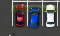 Encontre um lugar de estacionamento e arrume o carro cuidadosamente!