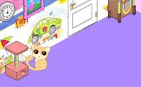 Decore este quarto com os seus objectos preferidos. Escolha cores e os móveis!