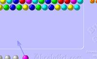 Atira bolas para que três da mesma cor fiquem posicionadas umas ao pé das outras. Sê rápido ou vais ficar sem tempo!