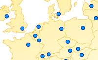 És bom em geografia? Testa os teus conhecimentos neste jogo com as capitais Europeias!
