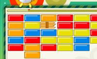 Clique em grupos de 2 ou mais quadrados da mesma cor e remova-os do tabuleiro!