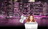 Vá às compras com a Carrie, personagem da série de televisão Sexo e a Cidade!