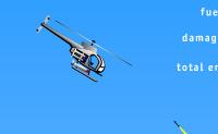 Manobra o teu helicóptero através de uma zona de guerra e tem atenção aos bonequinhos que atiram contra ti. Aterra no planalto para reabasteceres de combustível e reparar os danos.