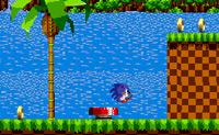 Assume o papel da personagem Sonic e passa todos os níveis deste divertido jogo Sonic!
