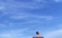 Movimente as bolas sem as deixar cair no chão! Por cada 1000 pontos que conseguir, completa um nível.