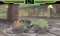 O herói de Street Fighter 3 está de volta! Lute 12 vezes contra o monstro.