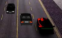 Corre através da cidade e tenta chegar à linha de meta sem atingir os outros carros.