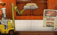 O padeiro Bob desapareceu. Agora o Wallace e o Gromit precisam de cozer pão para garantir que o povo não passa fome.