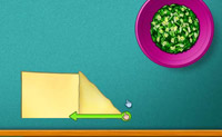 A tua mãe mandou-te para a escola de cozinha. Aqui podes aprender a preparar todos os tipos de pratos.