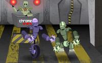 Consegues tornar-te no melhor robot de sempre e bater todos os teus inimigos? At� onde podes ir nesta luta de robots? Ap�s cada luta podes modificar o teu robot.