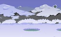 Atira o peixe para a água mas tem cuidado com o urso polar! Não podes atirar peixe para o mesmo buraco duas vezes.