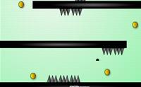 Guia a pulga até ao fim do nível de forma a passares ao próximo nível. Apanha moedas ao longo do caminho para pontos extra.