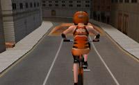 Neste jogo de BMX fazes, na rua, com a tua bicicleta de cross os mais espantosos truques e acrobacias!