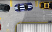 Tenta estacionar o teu carro dentro do tempo limite sem causar nenhum estrago. Quantos mais carros ou muros atingires, mais pontos perdes.