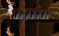 Descobre todas as diferenças nesta versão Aladino de Descobre as Diferenças.
