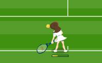 Escolha a sua jogadora e prove que é um verdadeiro ás do ténis!