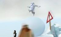 Tenta atingir a máxima pontuação possível evitando todos os obstáculos. Quanto mais longe fores mais rápido andará a bola de neve.