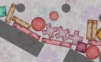 Tenta encontrar o balanço perfeito em todos os 40 níveis. Garante que nenhuma figura cai no buraco.