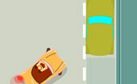 Vais ter aulas de condução. Faz o que o examinador diz e assim obténs a tua carta de condução.