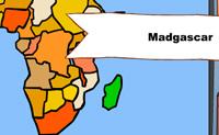 Consegues encontrar todos os países de África?