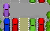 Vais ter aulas de condução. Faz o que o examinador diz e assim obténs a tua carta de condução. Faz o teu melhor para estacionar sem falhas, senão o examinador fica zangado.